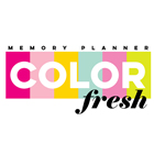 Memory Planner Color Fresh 2019 by Heidi Swapp
