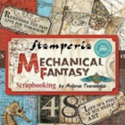 Mechanical Fantasy by Stamperia