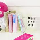 Memory Planner Fresh Start 2018 by Heidi Swapp