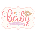 Hello Baby Girl by Echo Park