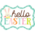 Hello Easter by Echo Park