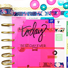 Happy Planner Dashboards, Pocket Folders and Bookmarks | Create 365