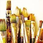 Paintbrushes and brushes