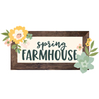 Spring Farmhouse by Simple Stories