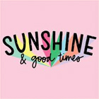 Sunshine & good times by Amy Tangerine