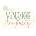 Vintage Tea Party by Sara Davis