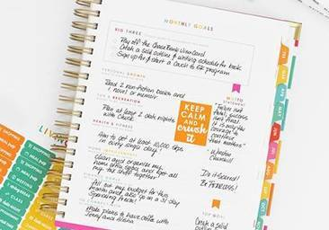 Create 365 Happy Planner
